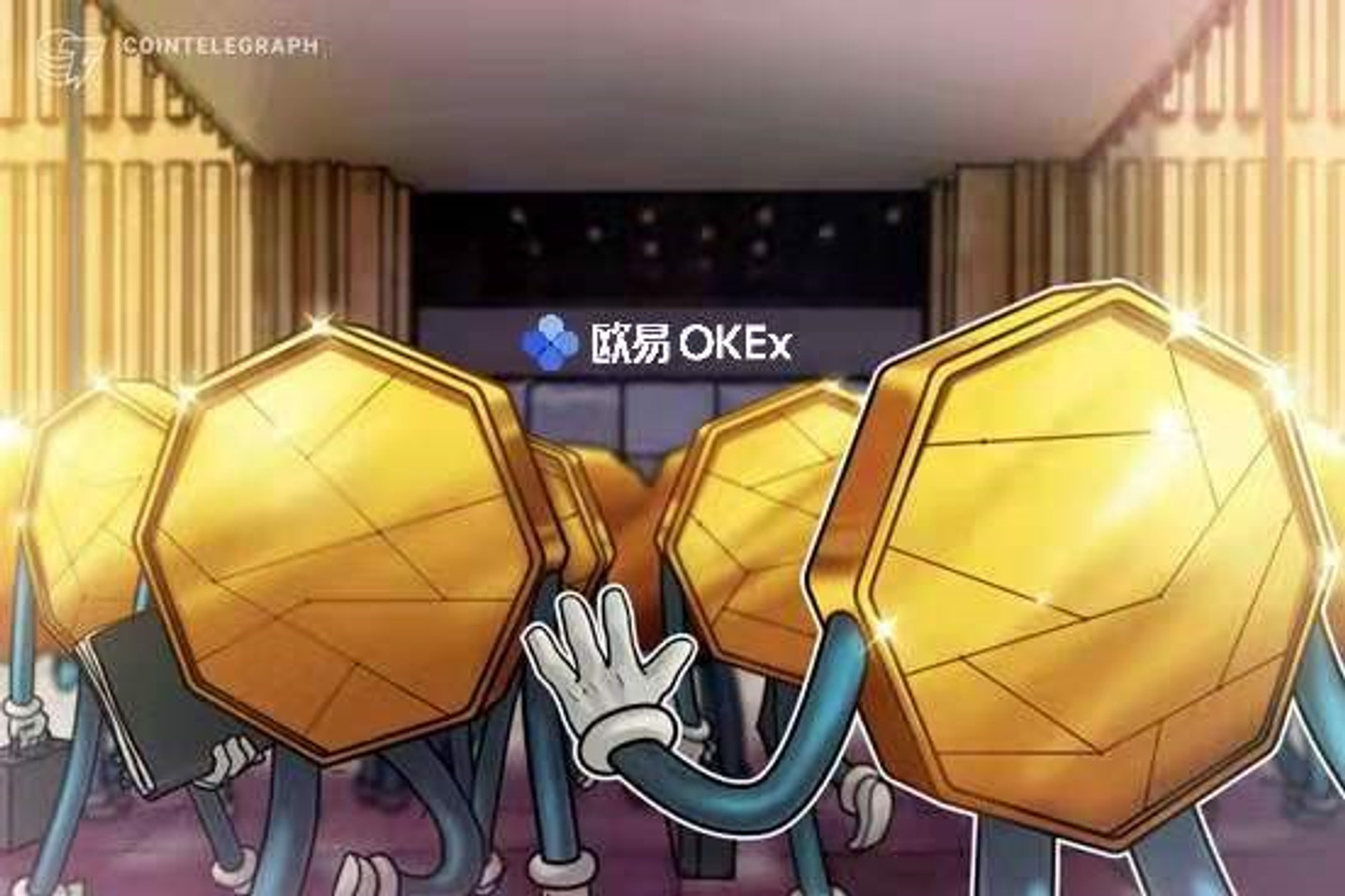 新春狂撒1亿元比特币红包,欧易OKEx的底气何在?