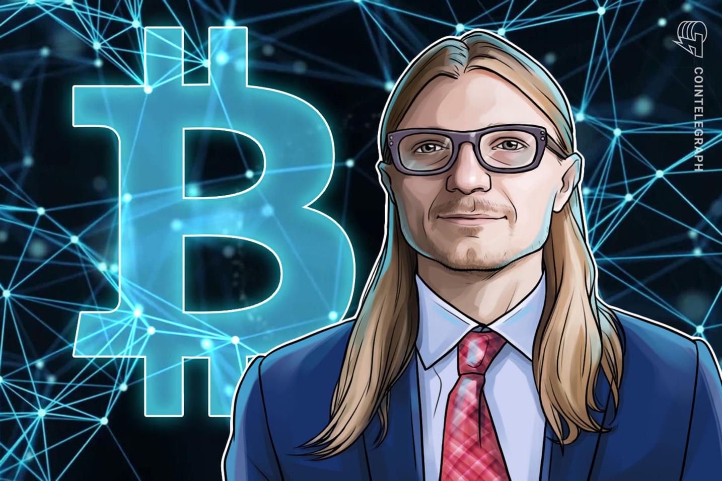 """Kraken CEO'su: """"Bitcoin fiyatındaki son düşüş parkta gezinti yapmak gibi"""""""