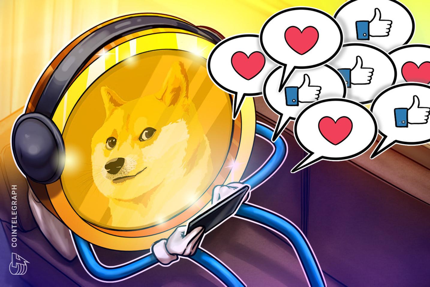 Dogecoin'in popülerliği, Bitcoin'i bile solladı!