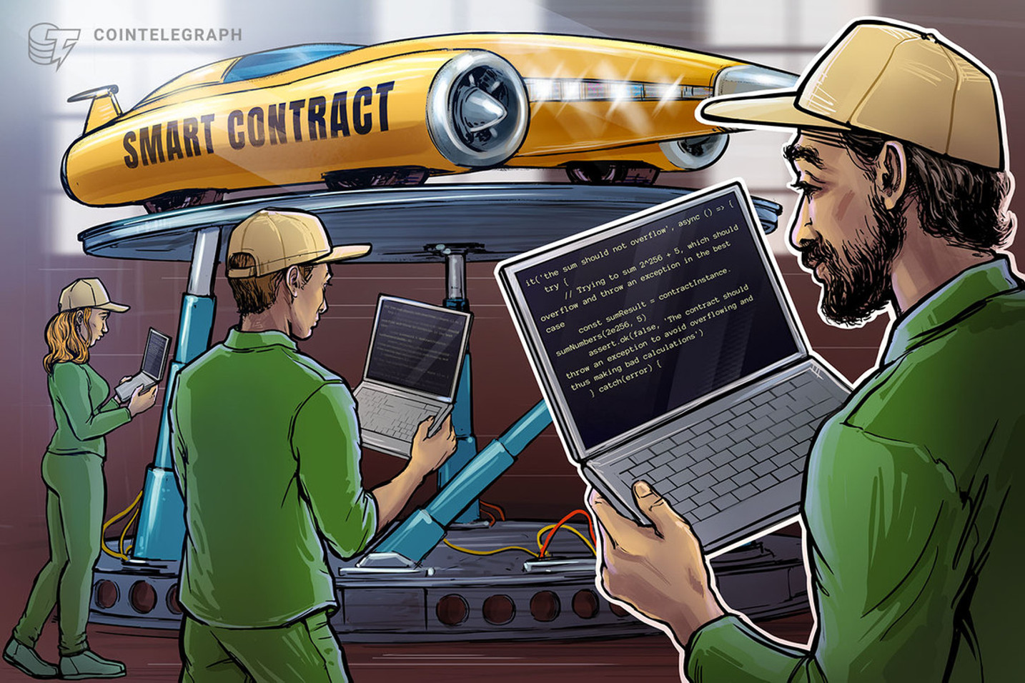Akıllı Sözleşme (Smart Contract) nedir, nasıl çalışır?