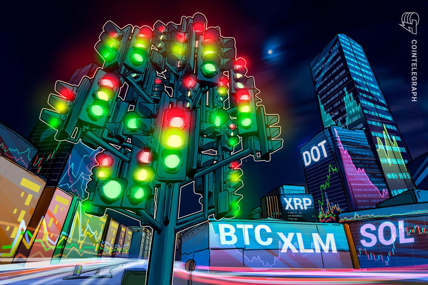 Bitcoin dışında bu hafta takip edilmesi gereken 4 altcoin | 17.5