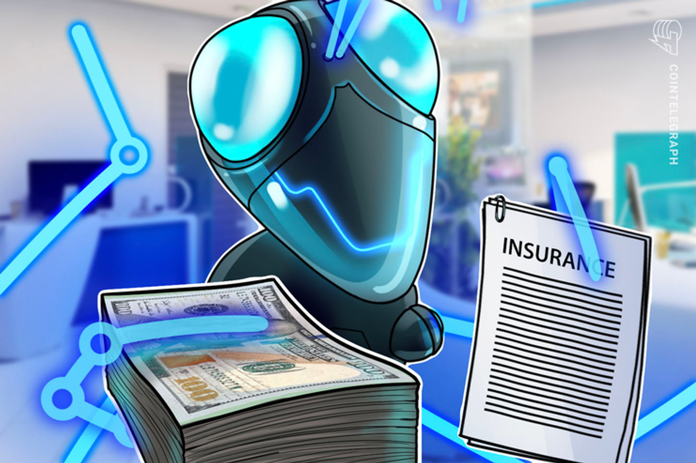 Bradesco Seguros estuda uso de blockchain para criar 'rede' de informações no setor