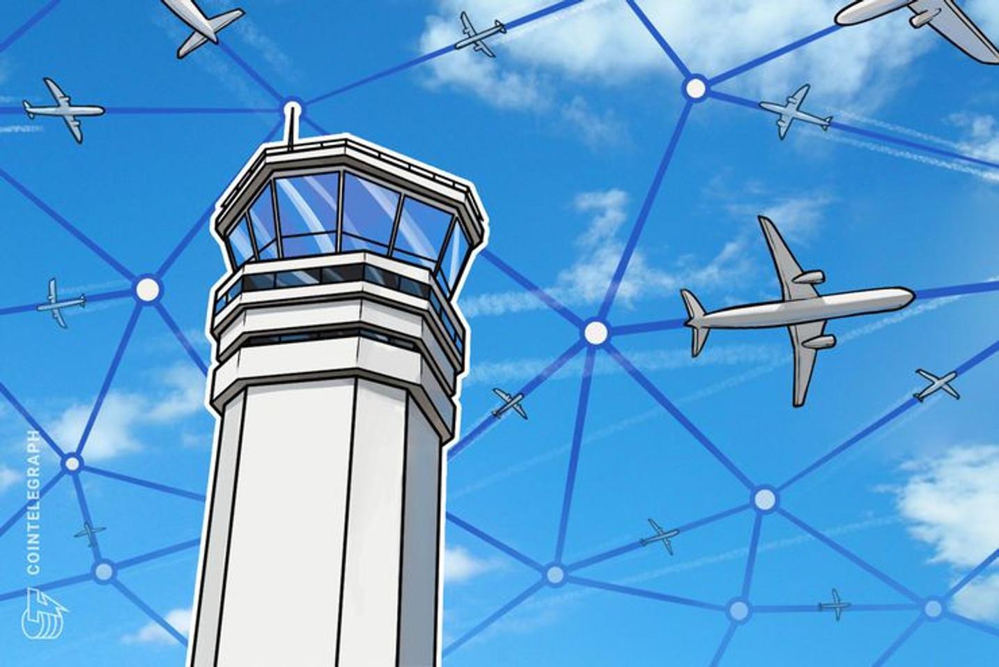 Latam pode em breve rastrear peças de aeronaves usando blockchain no Brasil