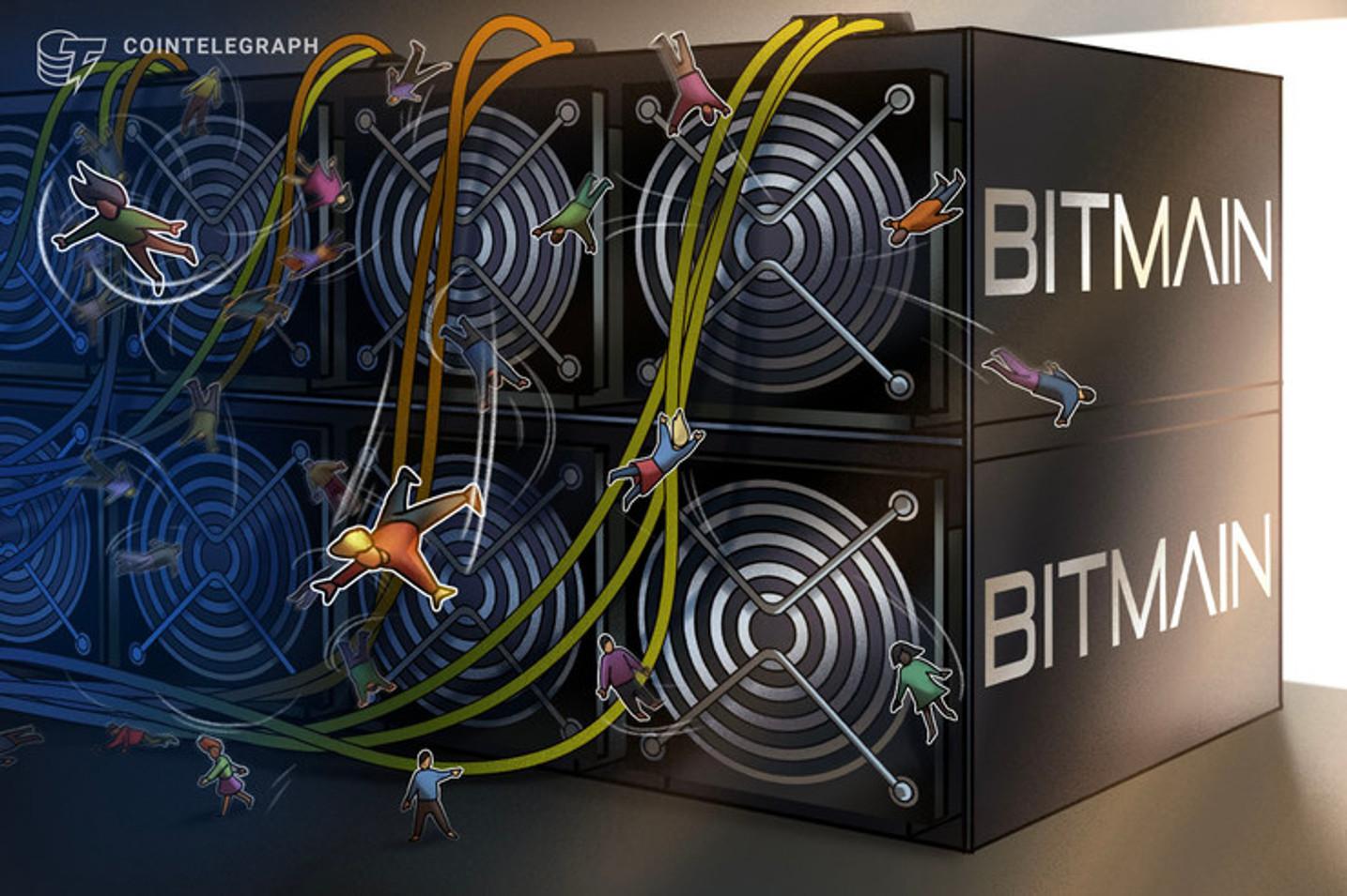 Bitmain anuncia nova linha de mineradores ASIC S19 com 110 TH/S