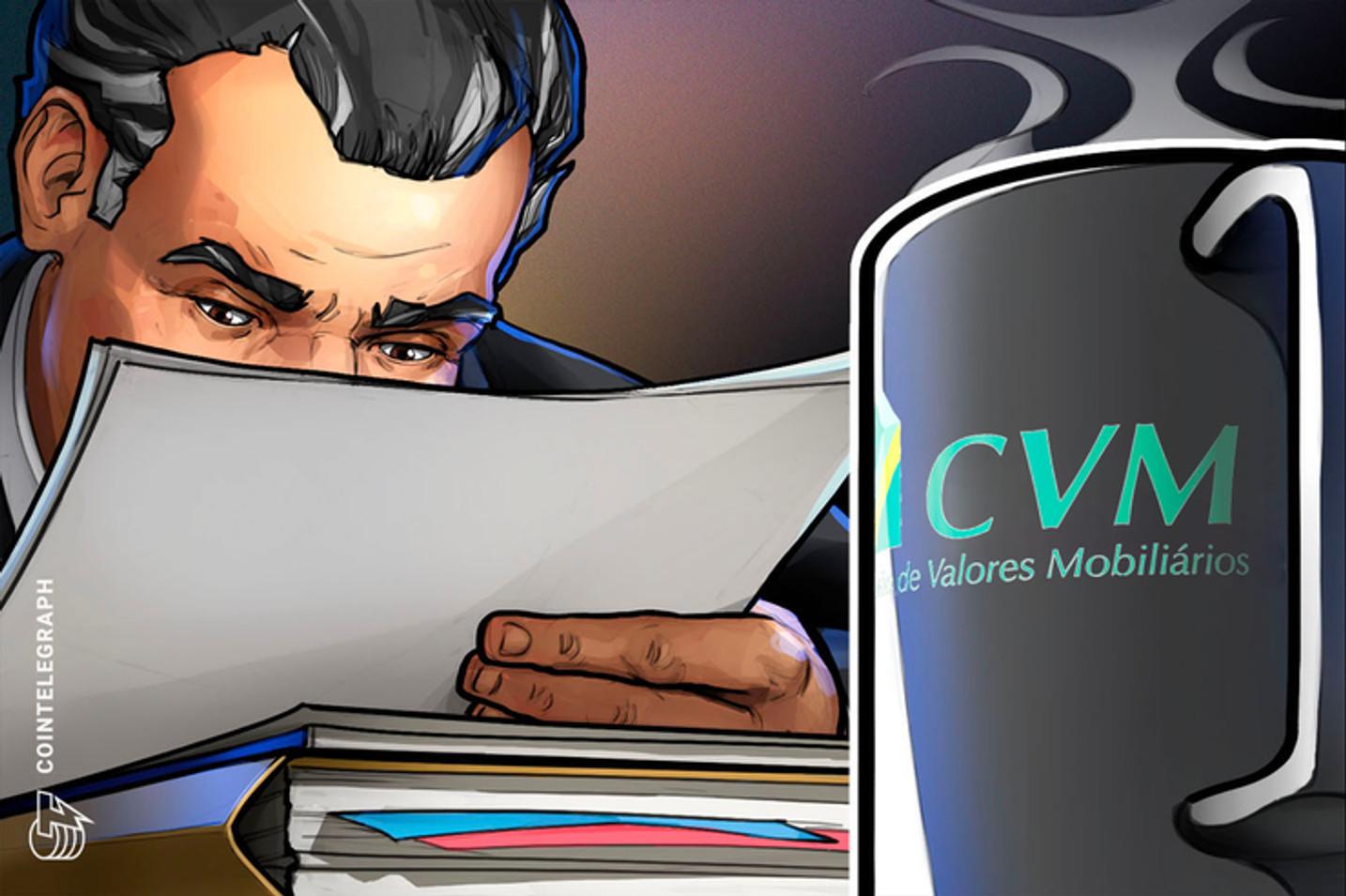 Urgente: CVM proíbe Grupo Bitcoin Banco, Cláudio Oliveira, Wemake Capital e Evandro Jung de oferecer investimentos coletivos no Brasil