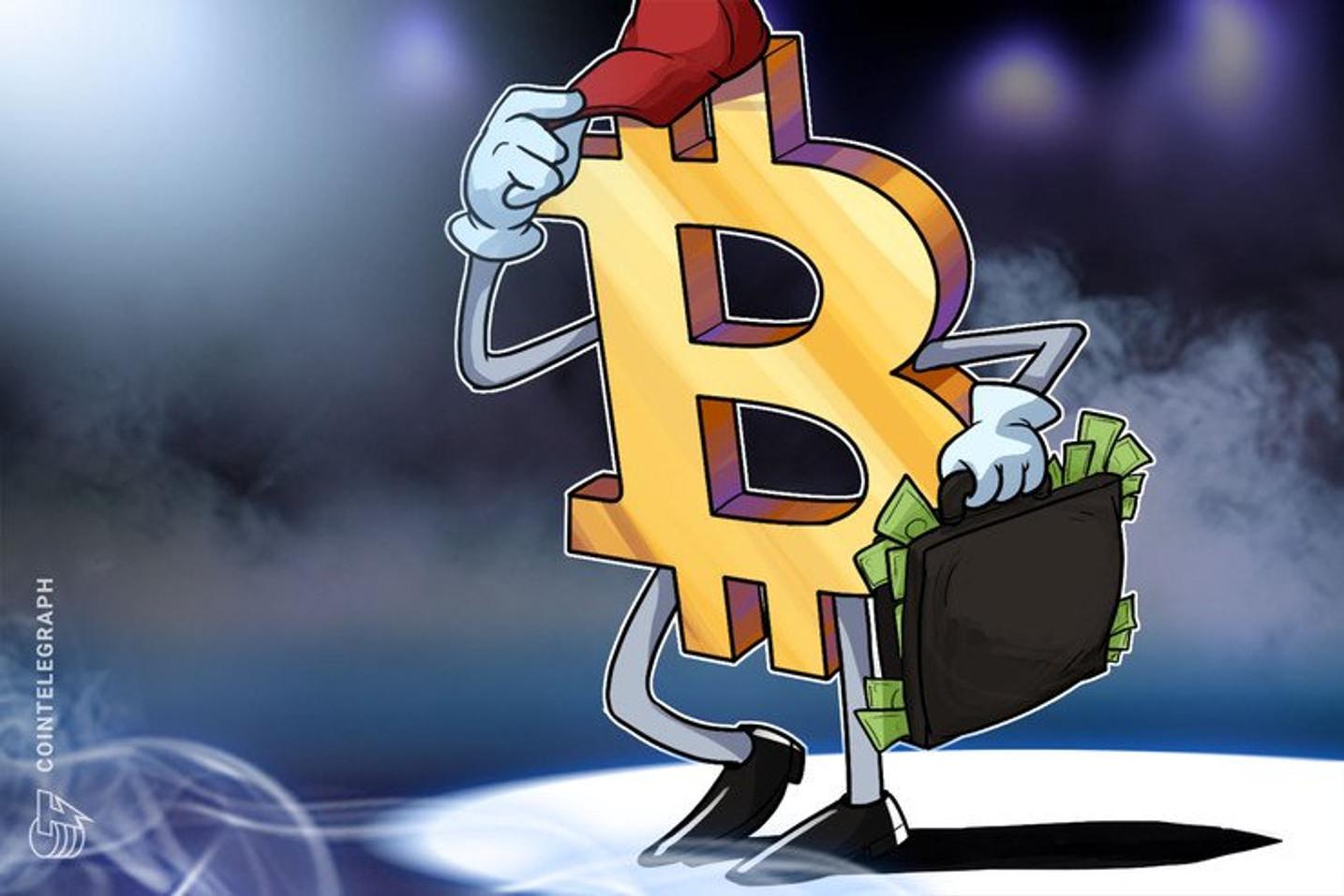 Dinheiro físico é mais anônimo que o Bitcoin, afirma especialistas em direito da FGV