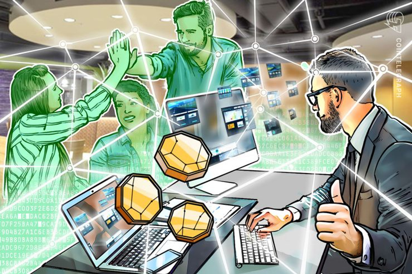Fintech atrai atenção do Banco Central do Brasil e da Visa por solução em blockchain para pagamentos instantâneos
