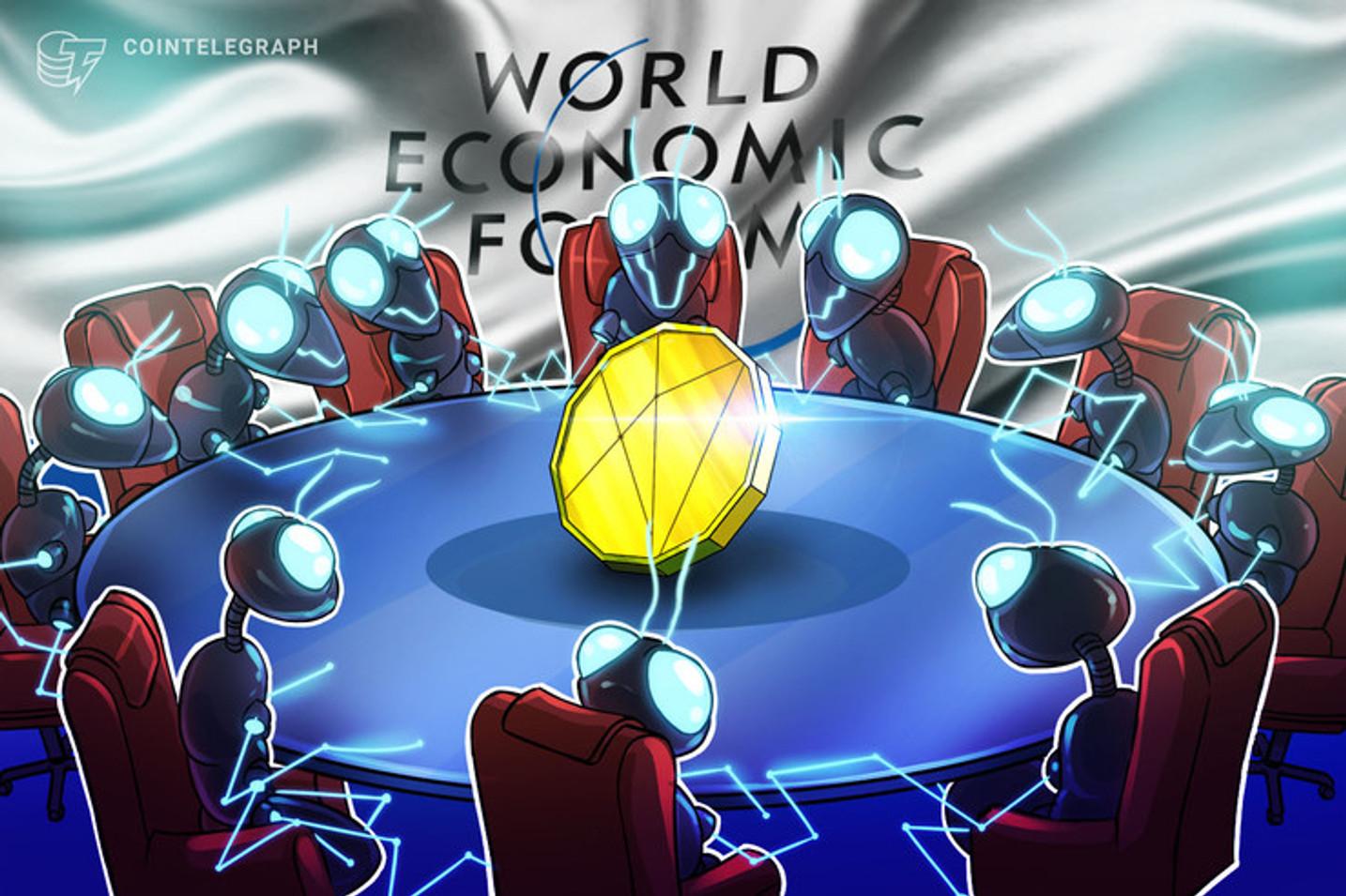 Brasileira Plataforma Verde participará de projeto de Blockchain do Fórum Econômico Mundial