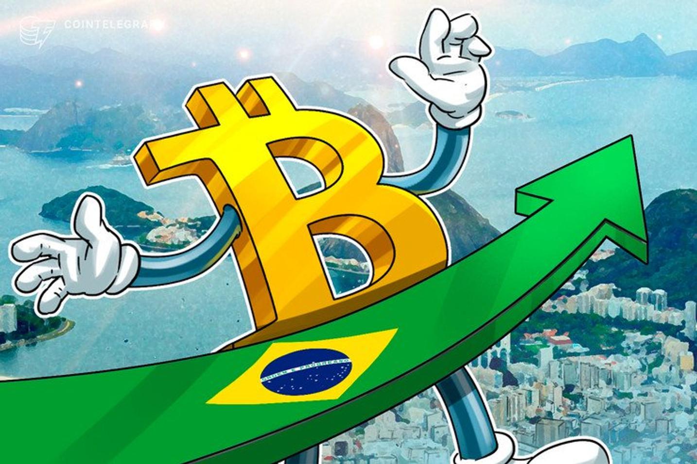 Visa 'abraça' o Bitcoin e premia exchange de criptomoedas em programa de inovação