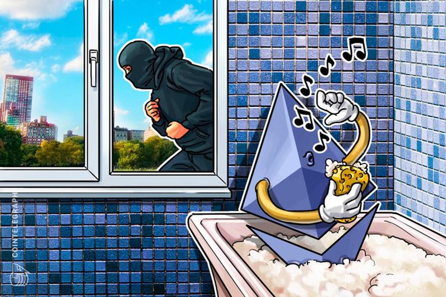 Golpes na rede Ethereum causaram rombo de US$ 36 milhões e afetaram 40.000 pessoas em 2018, aponta relatório