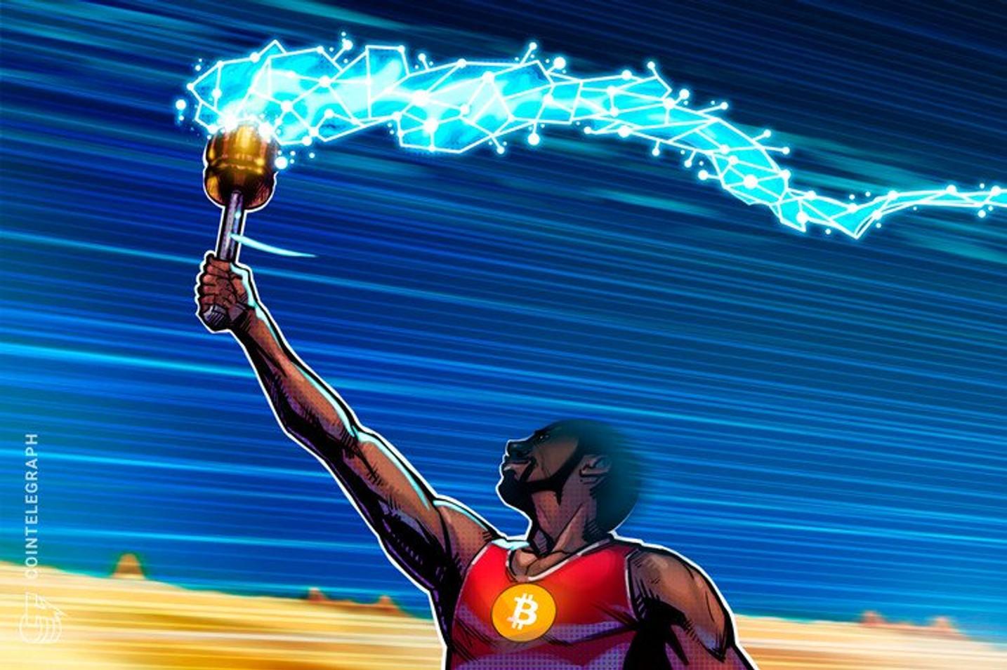 'Chefona' da Lightning Network do Bitcoin, Elizabeth Stark, fará palestra no Brasil depois do carnaval