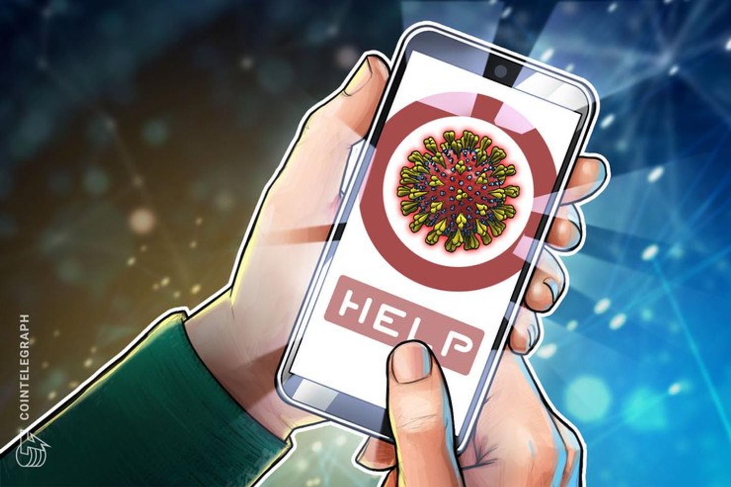 BID lança aplicativo em blockchain que pode ser usado no Brasil para monitorar casos de coronavírus
