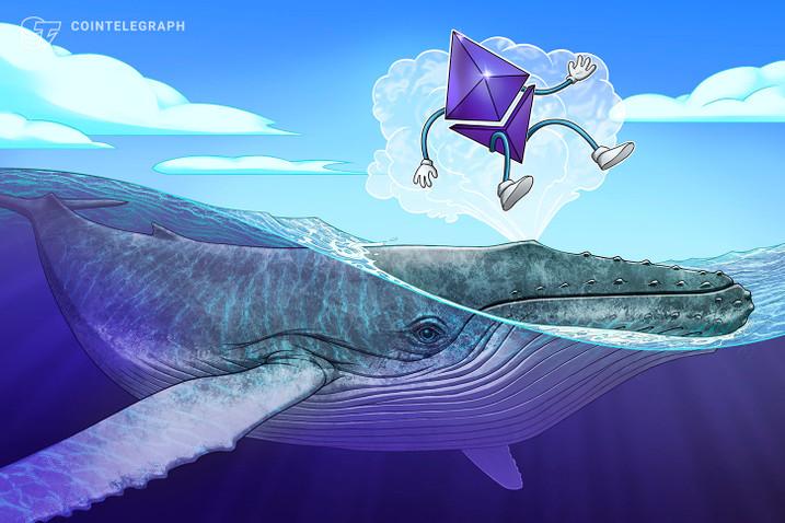 Borsa dışı Ethereum balinalarının birikimi rekor seviyeye ulaştı!