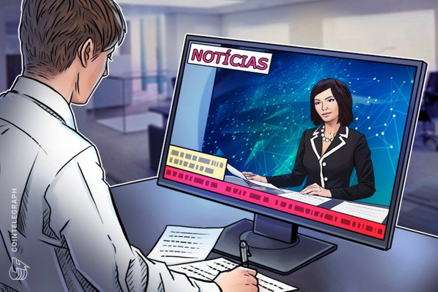 TV Brasil publica matéria sobre o preço do Bitcoin que subiu 300% em 2020