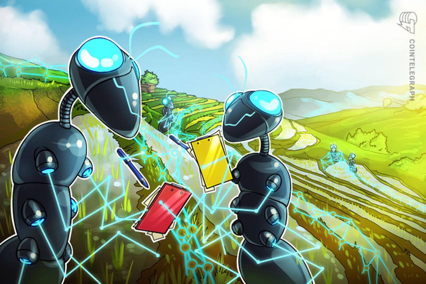 Bunge e Cargill se unem para lançar plataforma em blockchain para agricultura no Brasil
