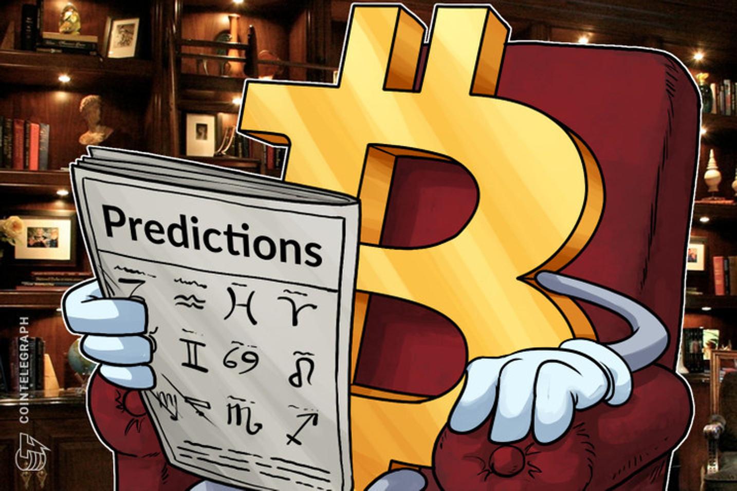 'Baleia' da Bitfinex ressurge para dizer que preço do bitcoin vai subir, mas não agora