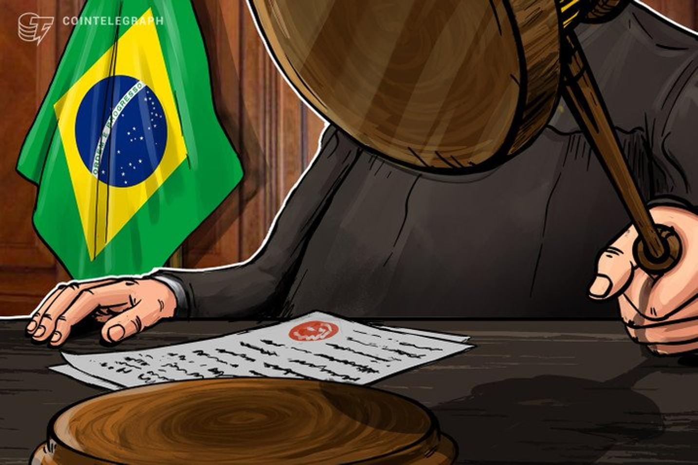 Cliente com dívida de cartão de crédito consegue direito de receber Bitcoin preso na Atlas Quantum