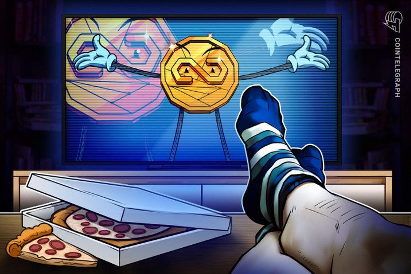 Baleia com 69 mil Bitcoins 'acorda' e volta a mover fundos que estavam parados desde 2015