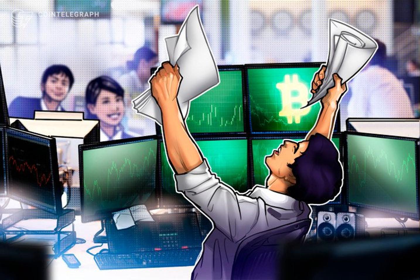 Analista que previu preço do Bitcoin em 2019 declara que BTC chegará a US$ 150 mil mas antes vai cair a US$ 6.500