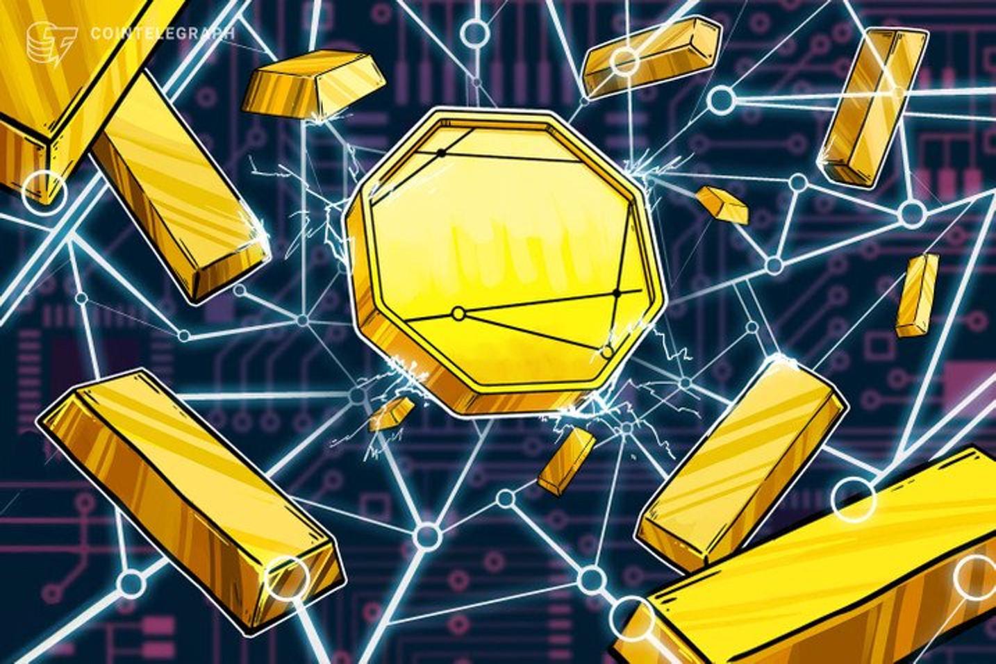 Ouro valorizou mais de 40% e venceu o Bitcoin em 2020