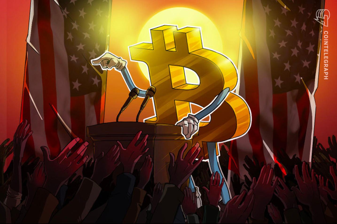 ¿Es la comunidad bitcoin una fuerza política?