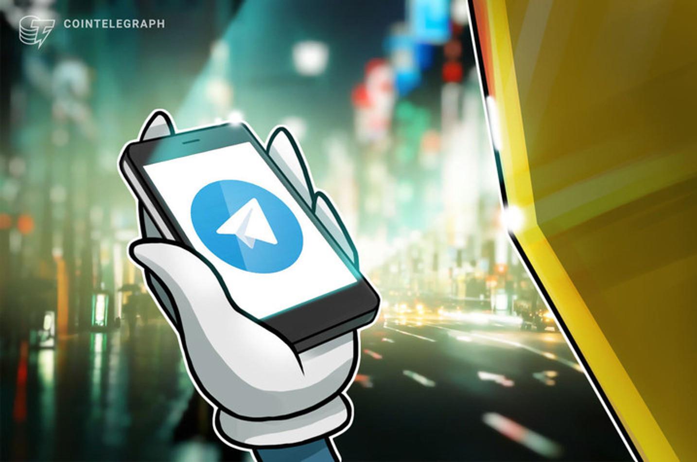 Banco digital lançado no Brasil permite pagamentos com Bitcoin por chat no Telegram