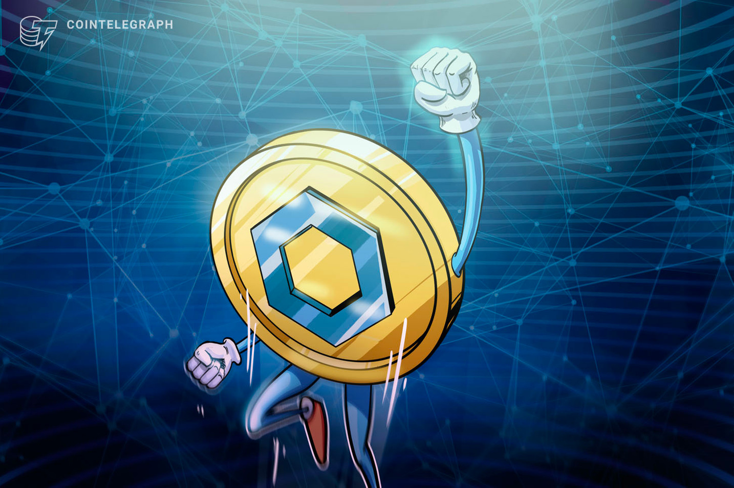 Chainlink up 30% following six-week downtrend and developer sell-off
