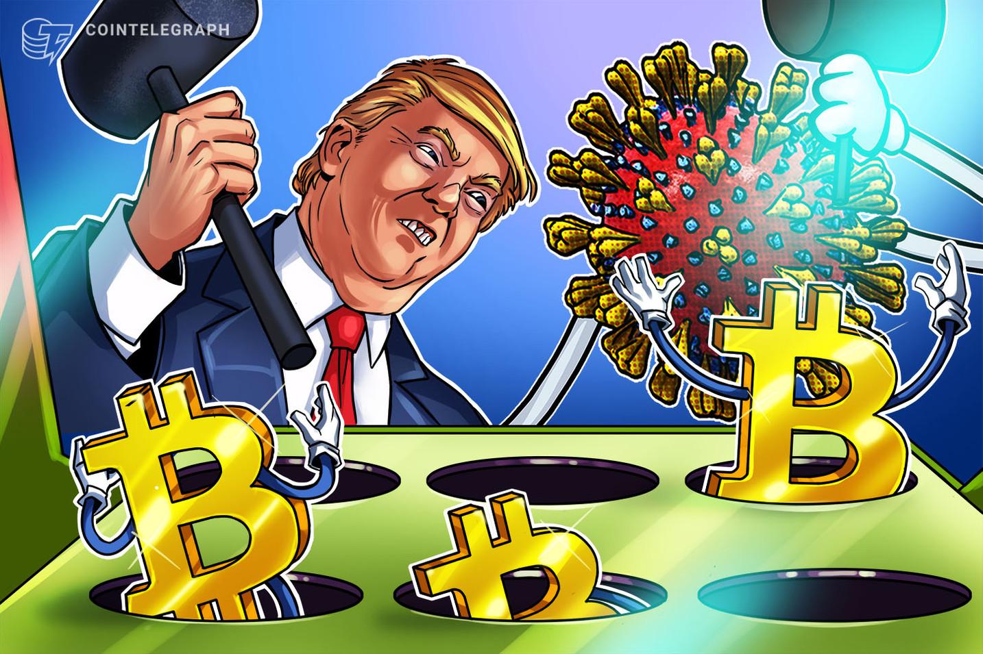 'Trump ou Biden? Não importa o resultado, o vencedor é o Bitcoin', diz Barry Silbert