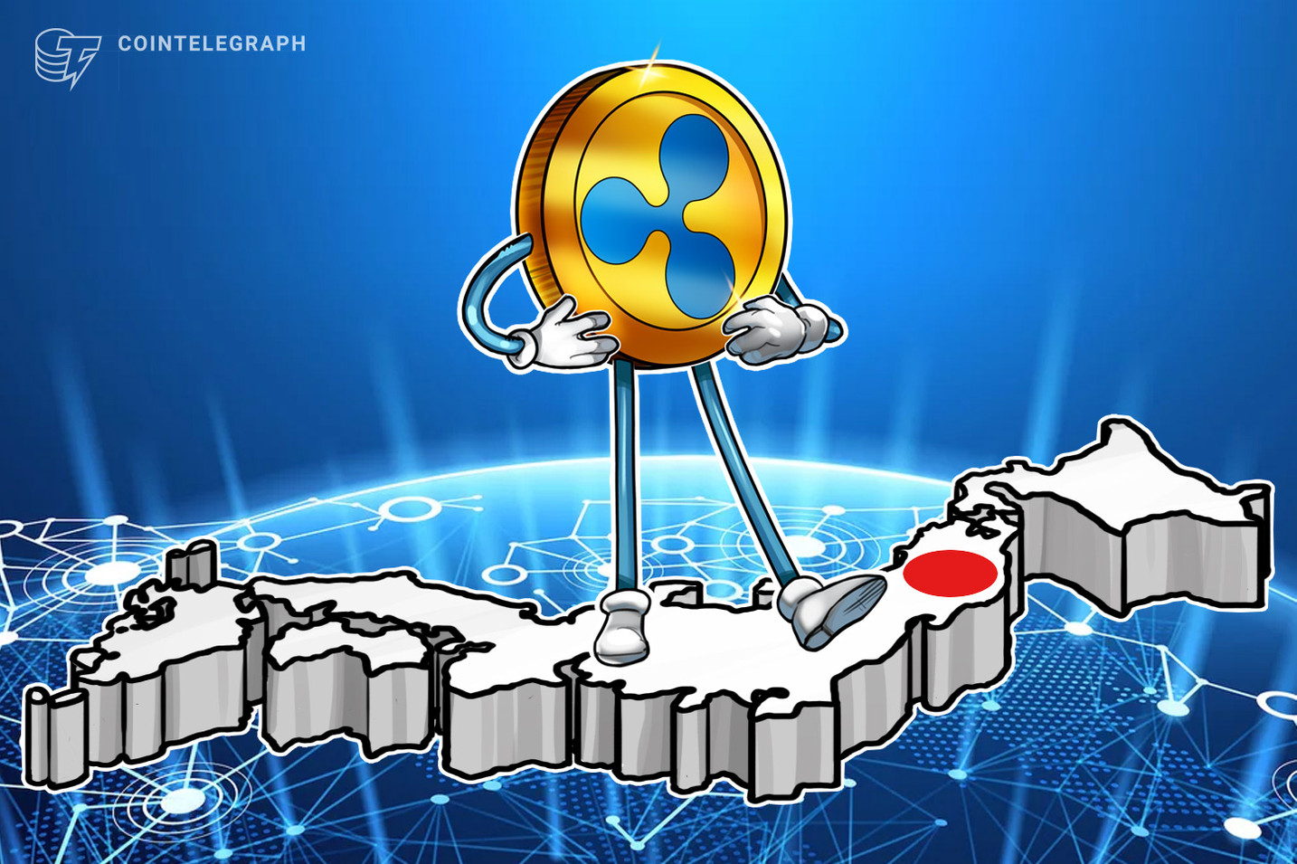 Japan is the 'leading candidate' for Ripple's new headquarters: SBI Holdings CEO