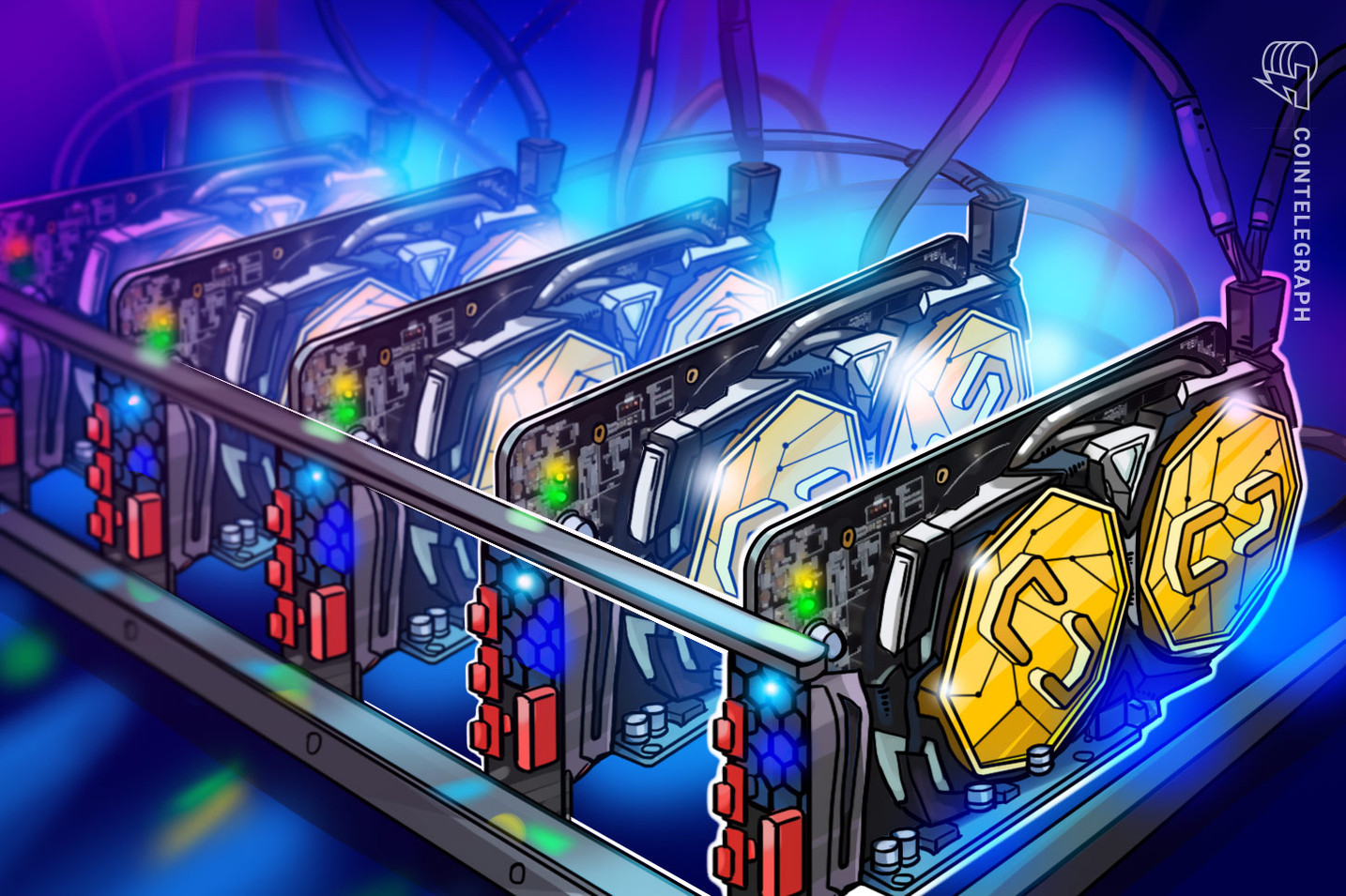 Marathon and Riot battle for the title of America's biggest Bitcoin miner