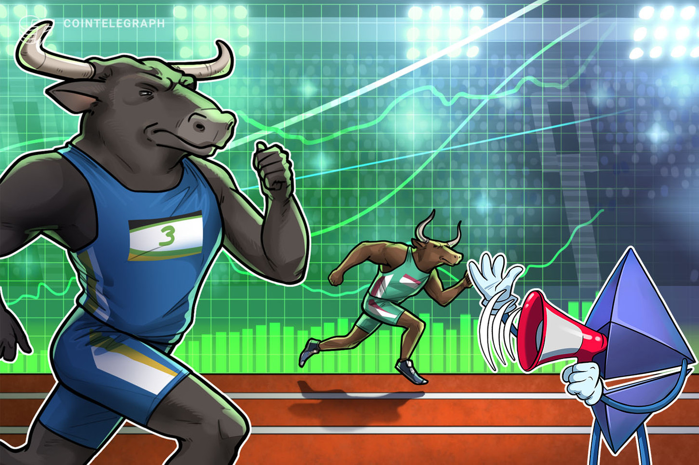 3 key on-chain metrics suggest Ethereum price is in a 2017-style bull run
