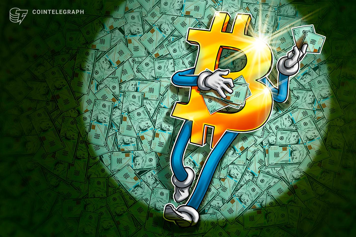 Bitcoin-Marktkapitalisierung erreicht neues Allzeithoch und überholt JPMorgan