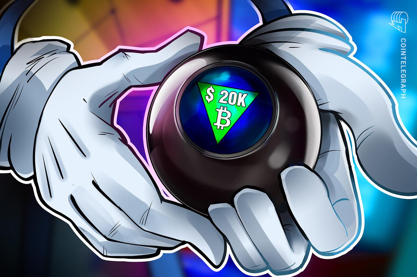 El precio de Bitcoin supera los 18.8K dólares mientras los bajistas y alcistas trazan el porvenir