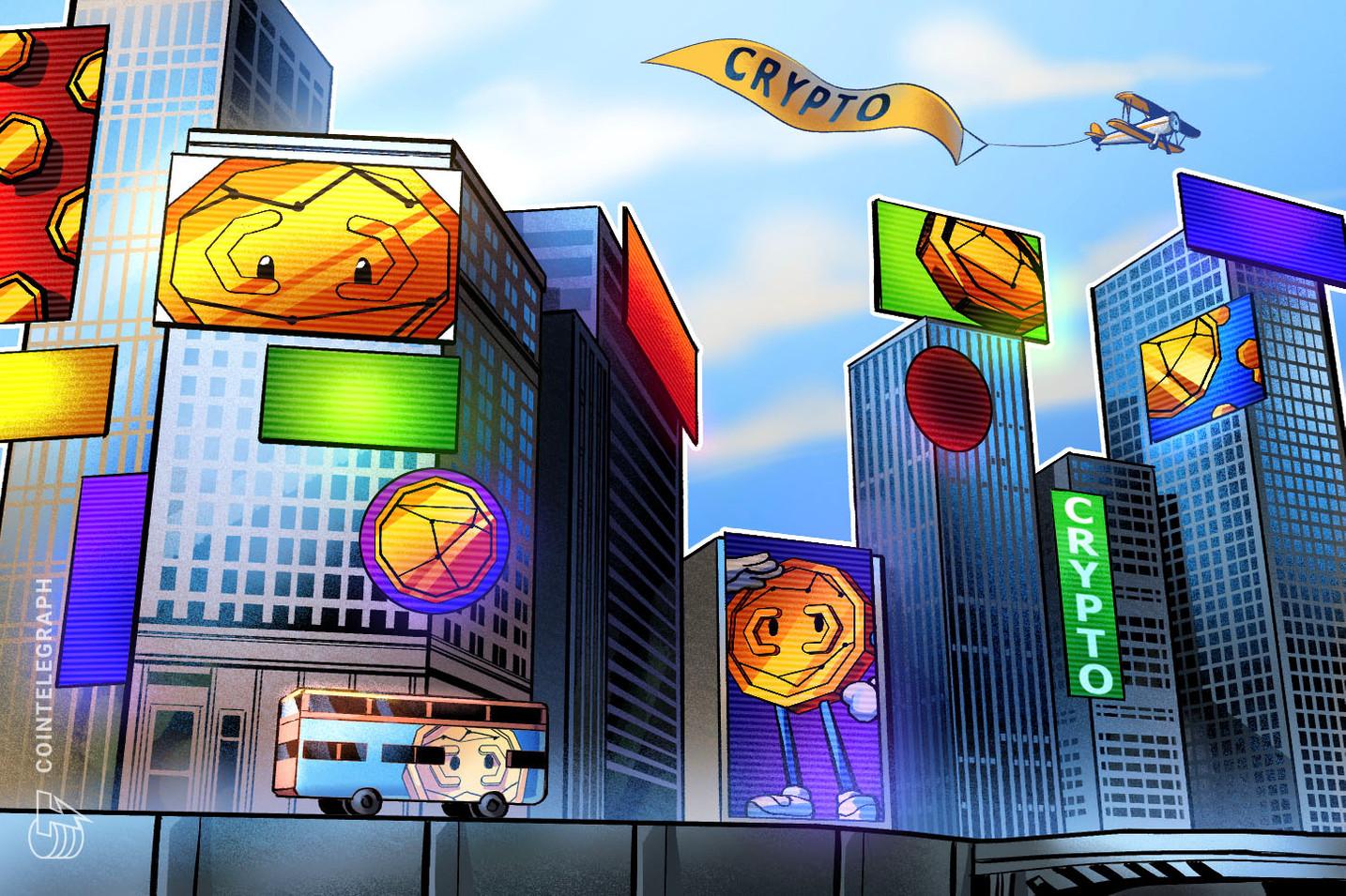 Bitcoin auf Titelseite des The Wall Street Journal