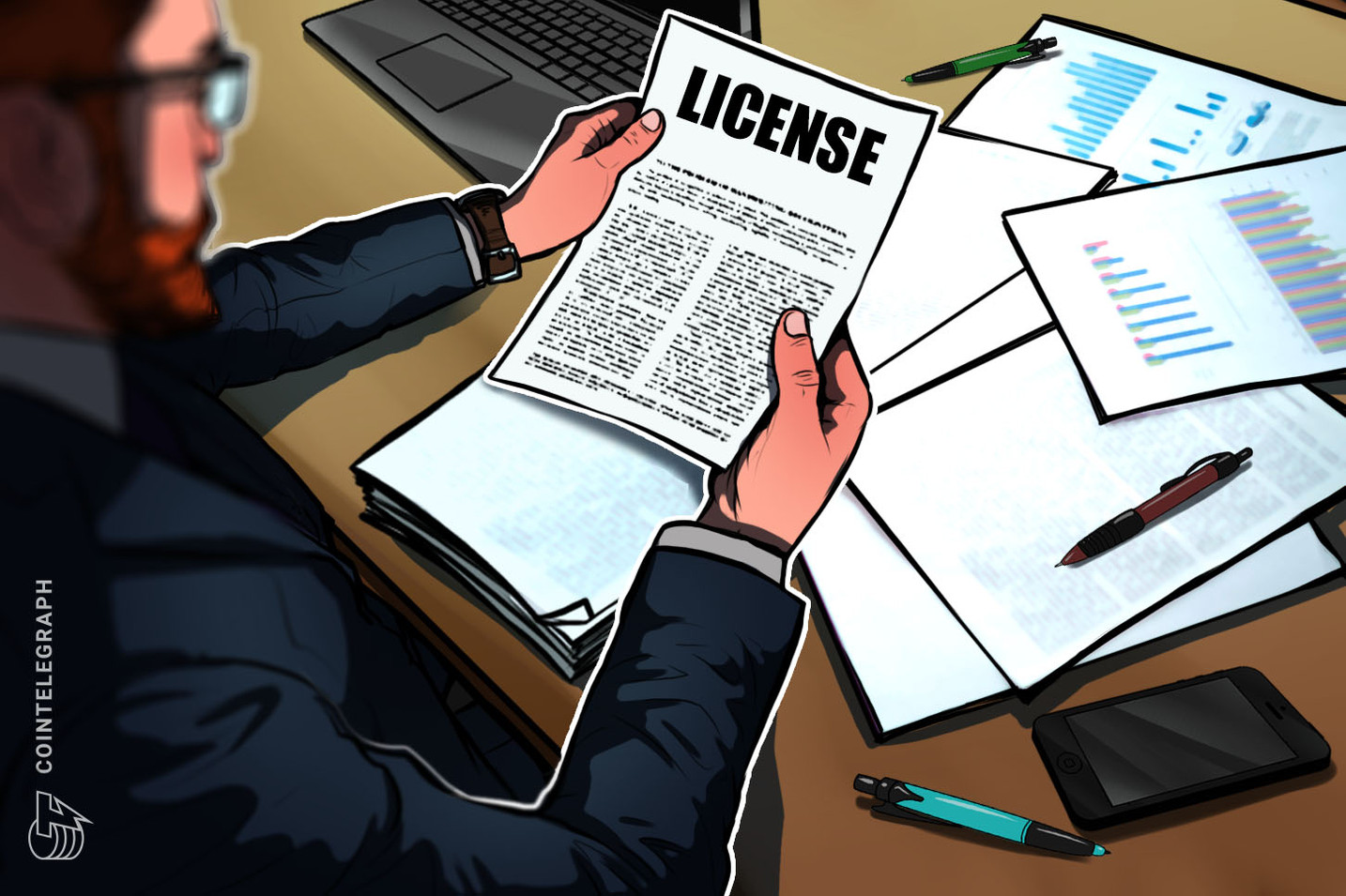 New Jersey follows in its neighbor state's footsteps with crypto license bill