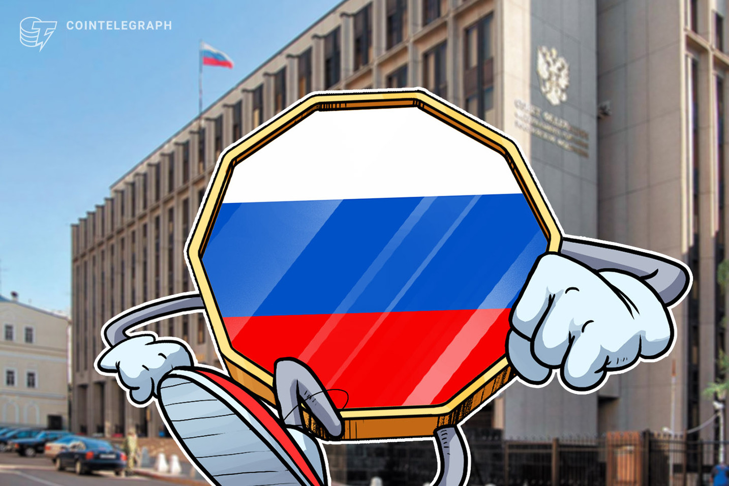 Russian prime minister proposes legal steps to bring order to crypto market