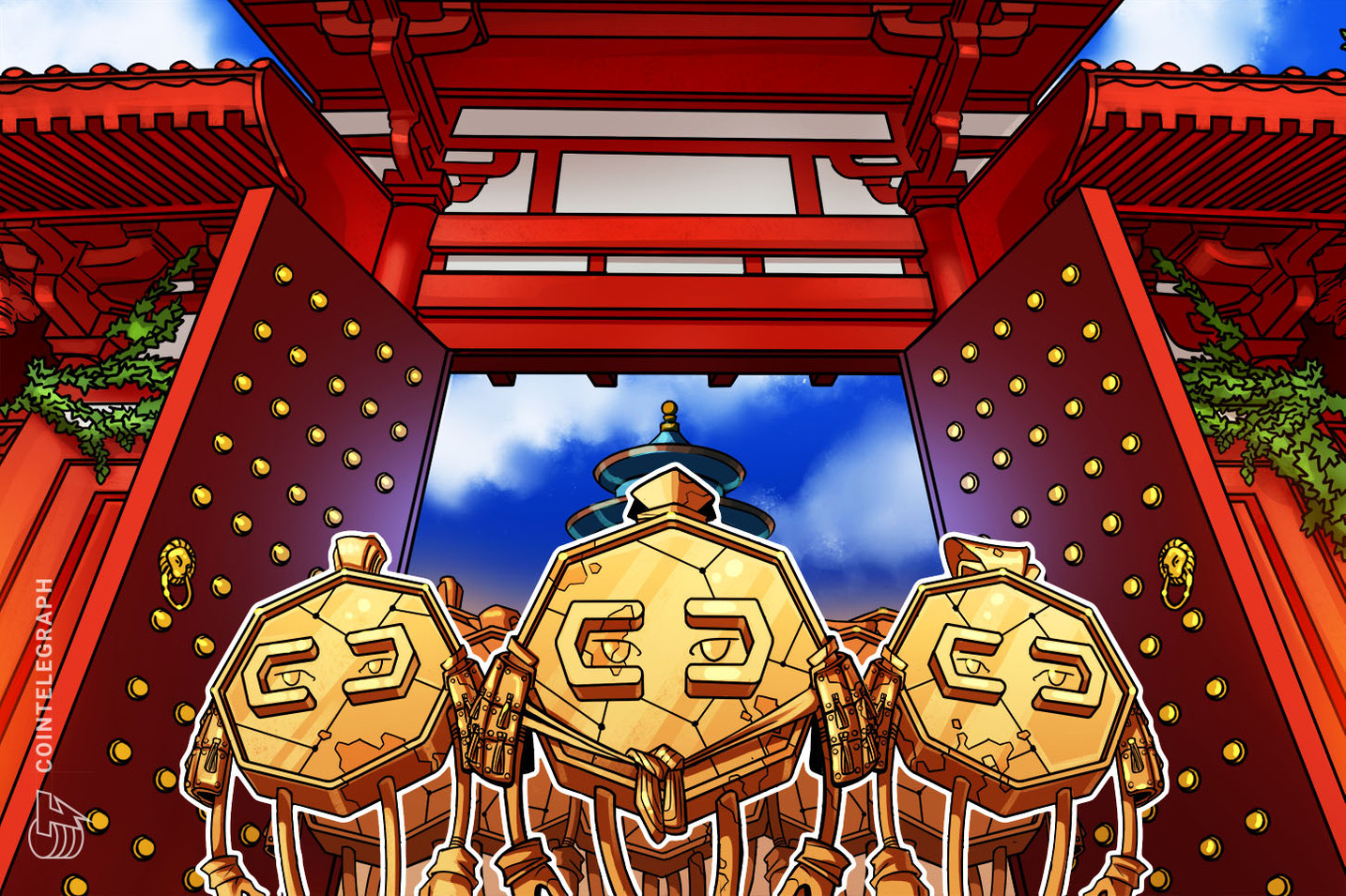 Pilotos do yuan digital da China processaram US$ 300 milhões até agora, diz chefe do PBoC