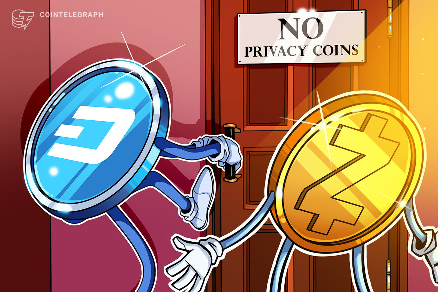 "Dash cataloga como ""categorización inexacta"" la eliminación de monedas privacidad tomada por ShapeShift"