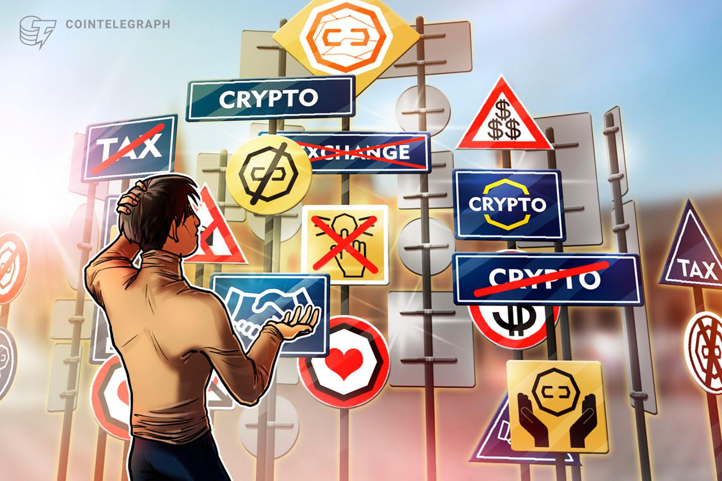 Los usuarios de criptomonedas hablan sobre el cambio propuesto a la regla de viaje de la FinCEN
