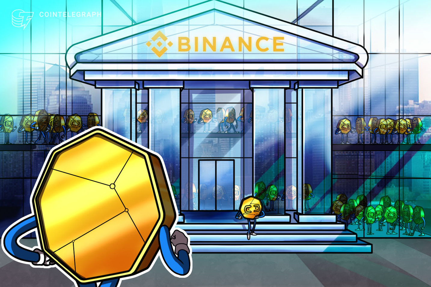 Binance trading volume tops all-time high with $37B in a day