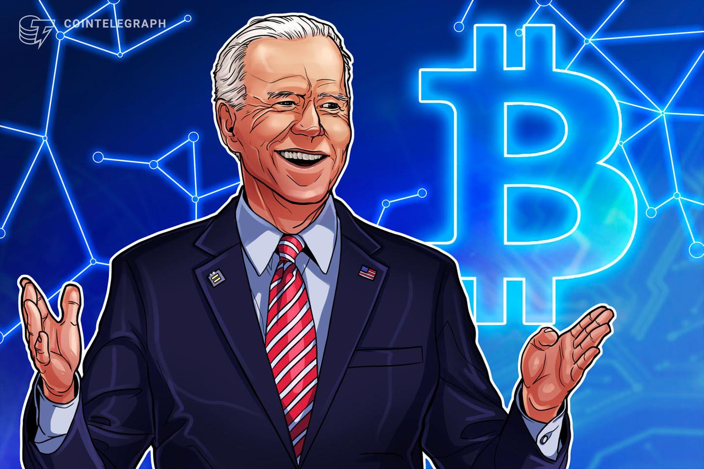 Biden should integrate Bitcoin into US financial system, says Niall Ferguson
