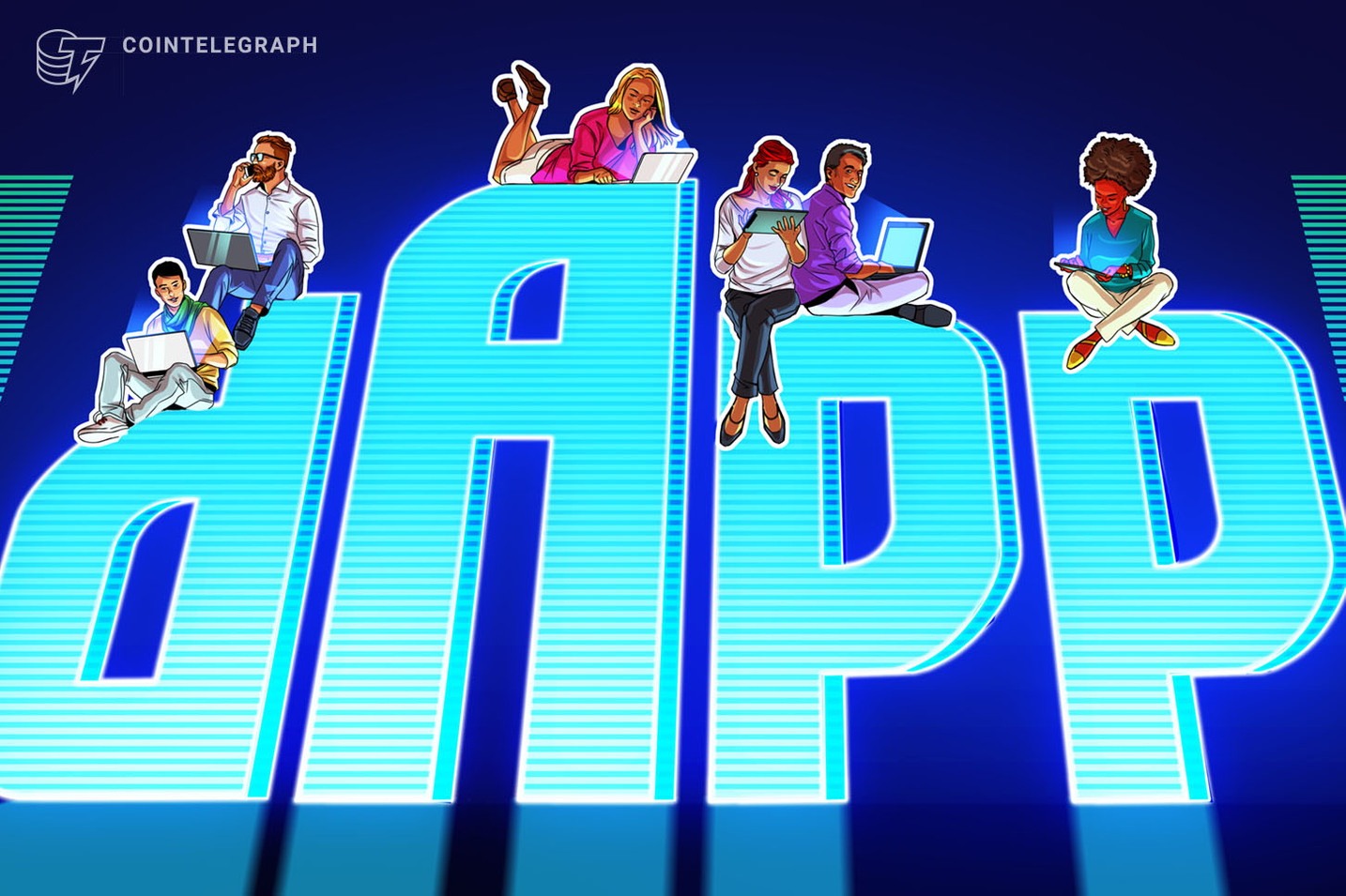 Ethereum's top 10 DApps hit 1M users this month