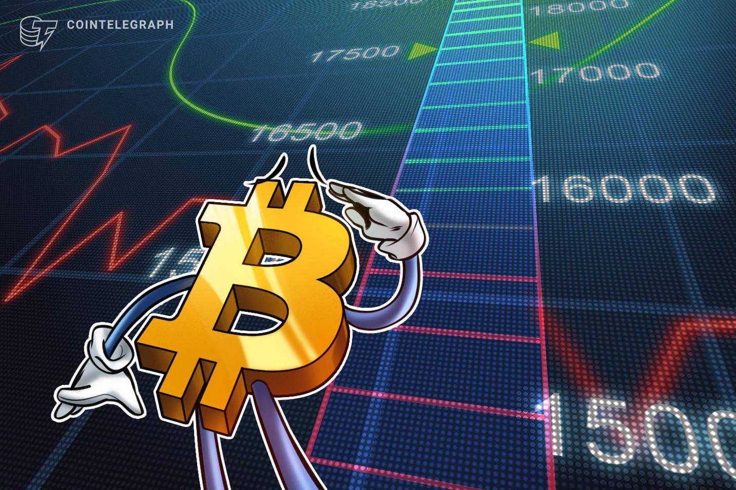 仮想通貨ビットコイン、約3年ぶりに1万6000ドルを突破 | BTCの勢いを支えた3つのファクター