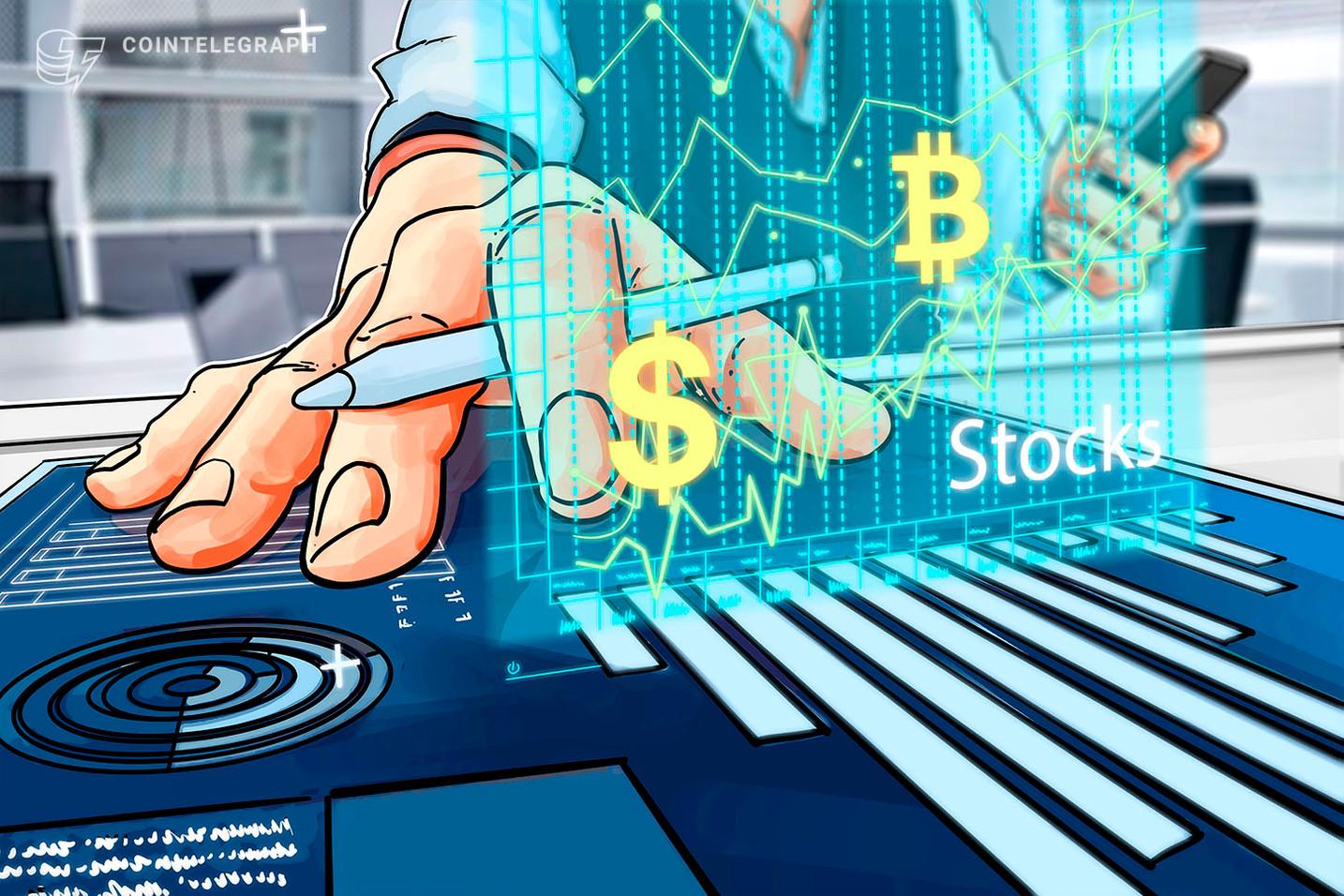 Azioni in crescita, dollaro in calo: 5 cose da osservare in Bitcoin questa settimana