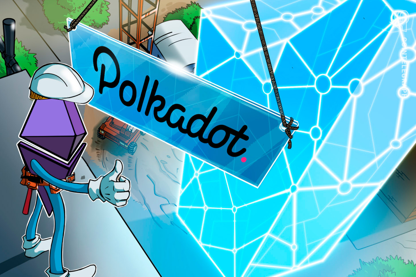 Altcoin harekatı: Polkadot (DOT) fiyatındaki yükseliş geceye damga vurdu