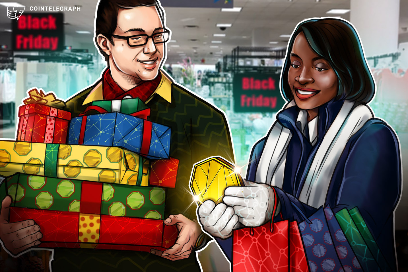 Hodl or spend? Retailers offer Black Friday deals for those paying with cryptocurrency