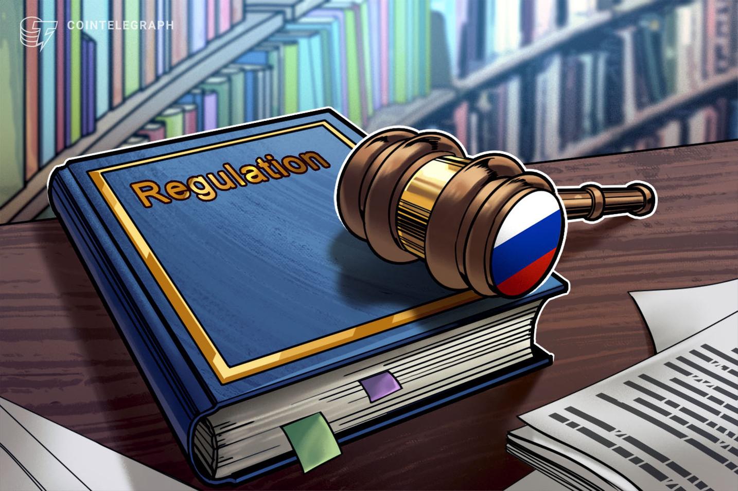Projeto de lei para criptomoedas na Rússia traz mais incerteza regulatória