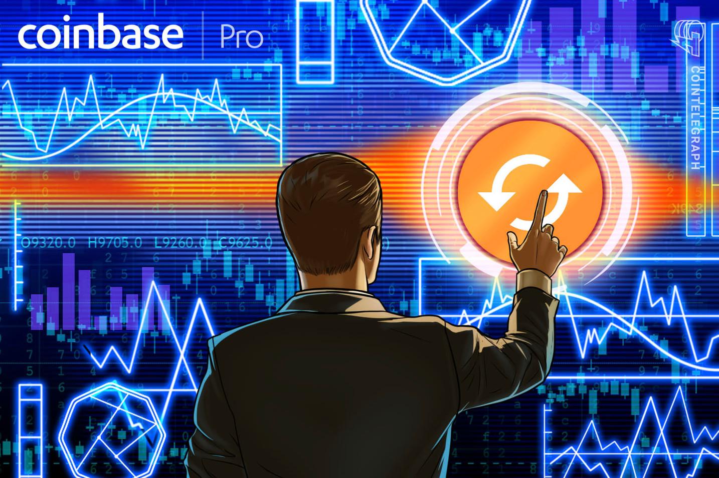 Coinbase Pro ha disabilitato il margin trading