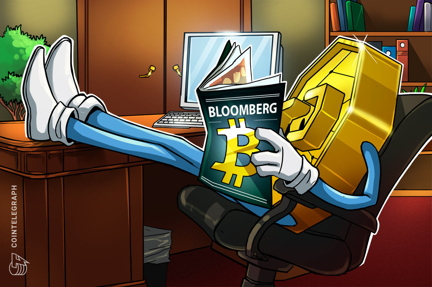 Bloomberg rialzista su Bitcoin nonostante il 'Thanksgiving Crash'
