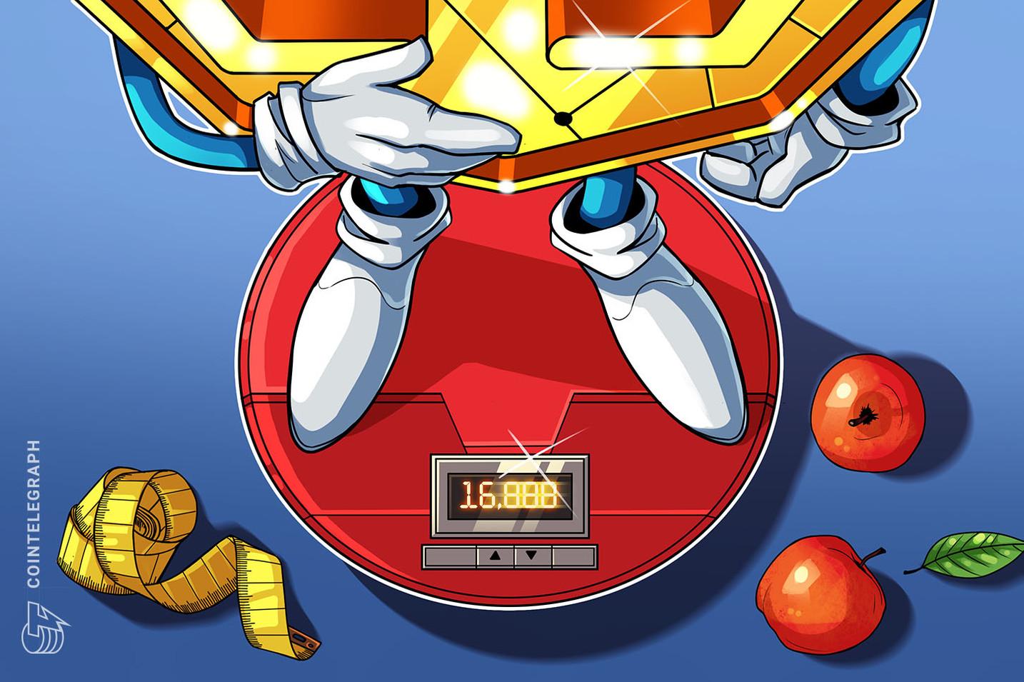 Juegos inflacionarios: Bitcoin compite con el dinero fiat en términos de valor, pero carece de volumen
